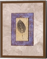 Framed Ash in Lavender