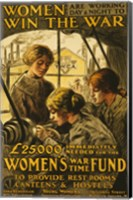 Framed Women Win the War