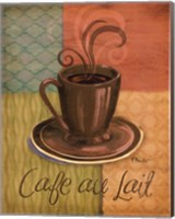 Framed Quattro Coffee II-mini