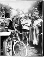 Framed First Tour de France 1903