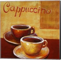 Framed Cappuccino Mugs