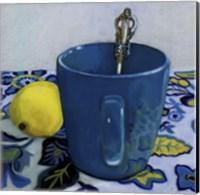 Framed Lemon Cup - mini