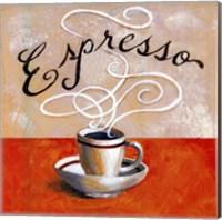 Framed Expresso - mini