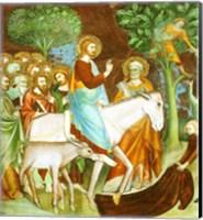 Framed Gerusalem Memo