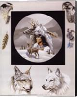 Framed Born Hunters