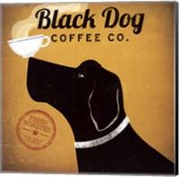Framed Black Dog Coffee Co