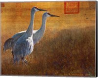 Framed Walking Cranes