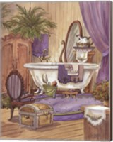 Framed Victorian Bathroom I