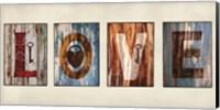 Framed LOVE