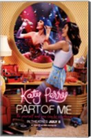 Framed Katy Perry: Part of Me 3D