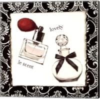 Framed Cosmetique I