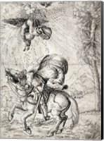 Framed Conversion of Saint Paul