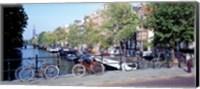 Framed Netherlands, Amsterdam, bicycles