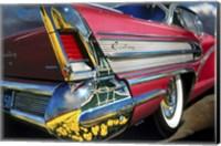 Framed '58 Buick Century - Holland