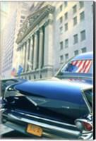 Framed '59 Cadillac Fleetwood Bougham