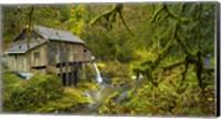 Framed Cedar Creek Grist Mill