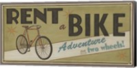 Framed Bike Shop II
