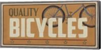 Framed Bike Shop III