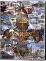 Framed New Orleans