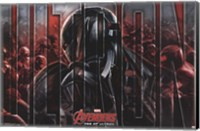 Framed Avengers 2 - Ultron
