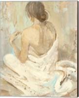 Framed Abstract Figure Study II