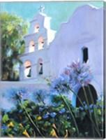 Framed San Diego Alcala