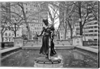 Framed Fountain I