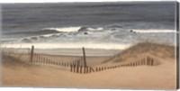 Framed Outer Banks Beach