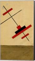 Framed Festive Decoration For Vitebsk, 1920