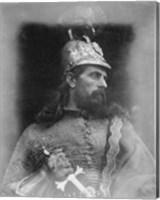 Framed King Arthur
