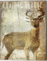Framed Winter Game Two