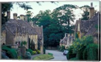 Framed Village of Stanton, Cotswolds, Gloucestershire, England