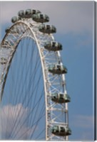 Framed England, London, London Eye, Amuseument Park
