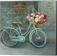 Framed Joy of Paris I