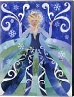 Framed Ice Queen