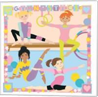 Framed Gymnastics