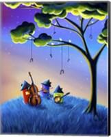 Framed Bluegrass Nights