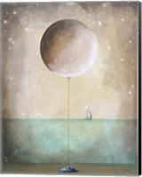 Framed High Tide