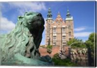 Framed Rosenborg Palace, Denmark