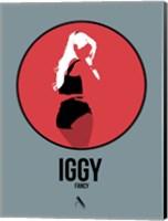 Framed Iggy
