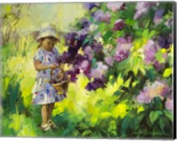 Framed Lilac Festival