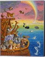 Framed Noah & The Rainbow