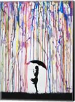Framed Persephone