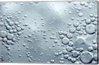 Framed Chrome Bubbles