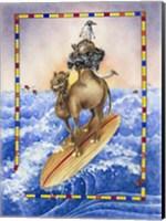 Framed Ride The Wave