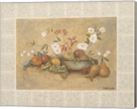 Framed Fruit A