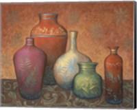 Framed Vases 5
