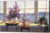 Framed Bay Window Bouquet
