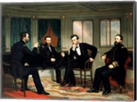 Framed Peacemakers 1868