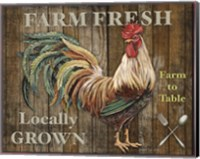 Framed Farm Fresh I